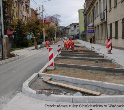 Bieżące inwestycje na drogach powiatowych (przykłady)