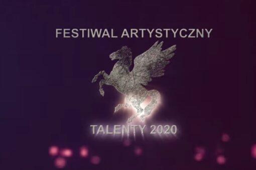 """Laureaci Festiwalu Artystycznego """"Talenty 2020"""" wyłonieni!"""