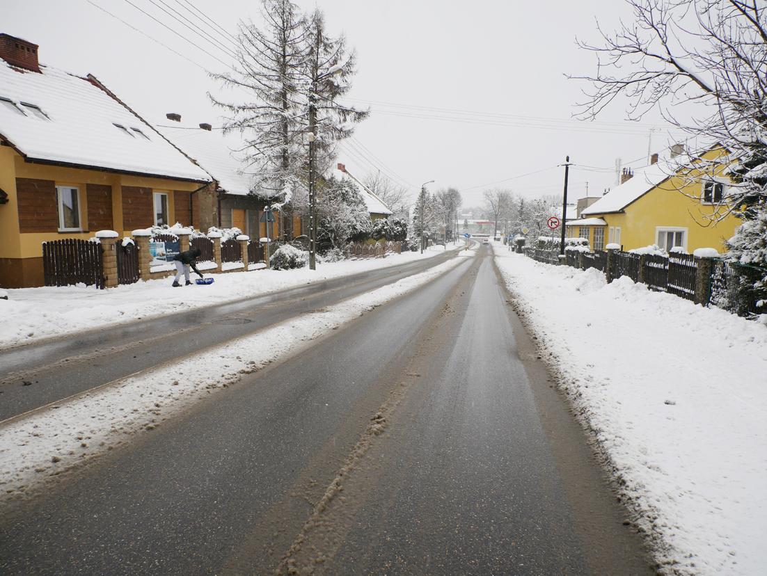 Zimowe utrzymanie dróg powiatowych – wykonawcy