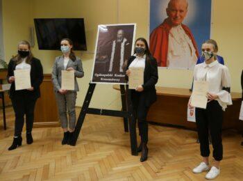 XXIII Ogólnopolski Konkurs Krasomówczy w I Liceum Ogólnokształcącym w Wadowicach