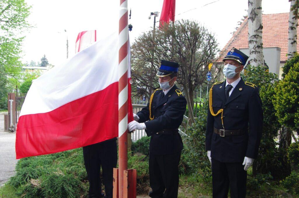 Powiatowe obchody Dnia Strażaka - autor mł. bryg. Jacek Kolber