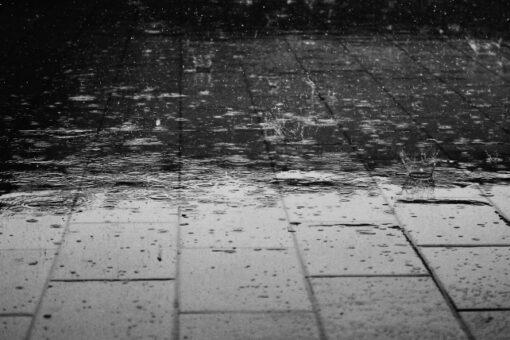 Intensywne opady deszczu!