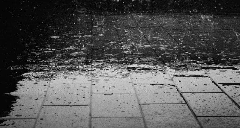 Uwaga, intensywne opady deszczu!