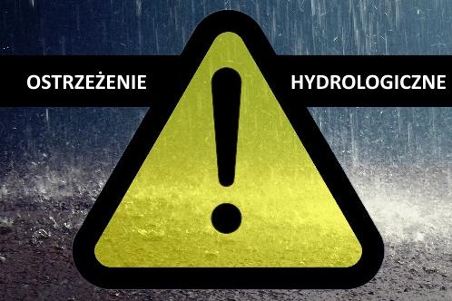 Ostrzeżenie hydrologiczne!