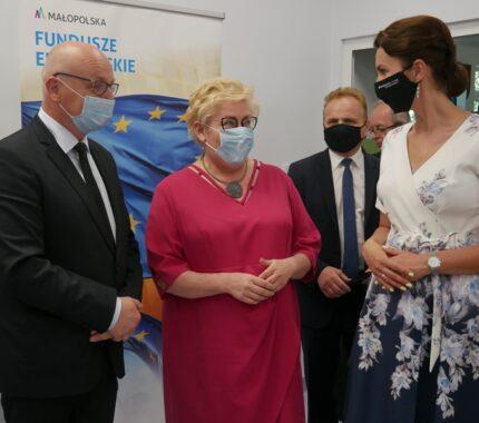 Inauguracja projektu pn. Nowe kompetencje nowe możliwości w ZS im. KEN w Kalwarii Zebrzydowskiej