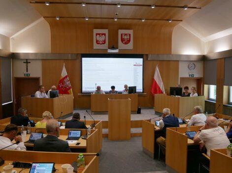 Sesja absolutoryjna (24.06.2021)