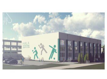 Jest kolejna dotacja na budowę hali sportowej przy liceum w Andrychowie