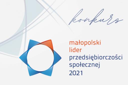 Ruszył konkurs Małopolski Lider Przedsiębiorczości Społecznej